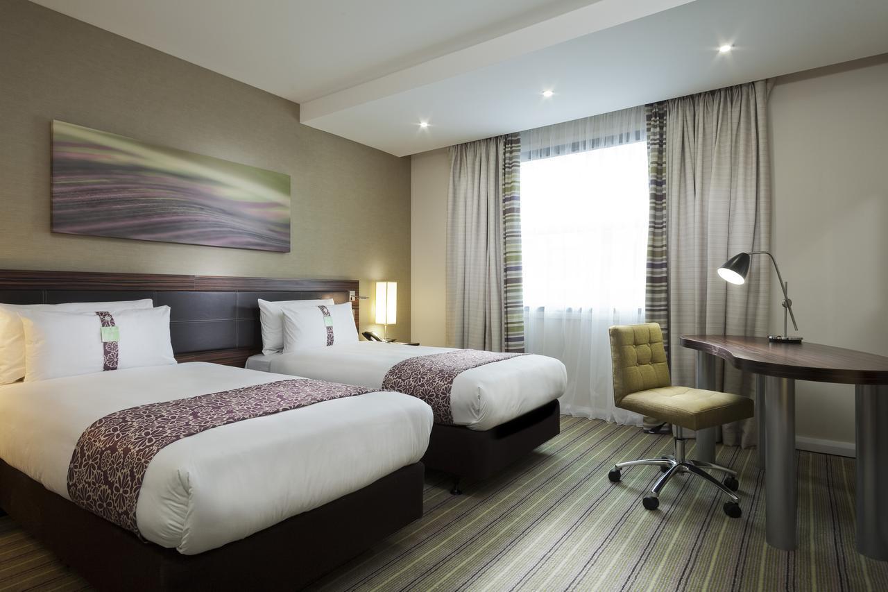 Holiday Inn London - Whitechapel for ESC 2021
