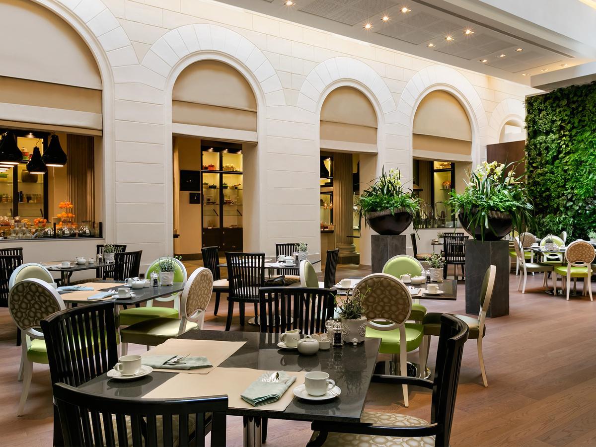 Palais Hansen Kempinski Hotel for EASD 2020