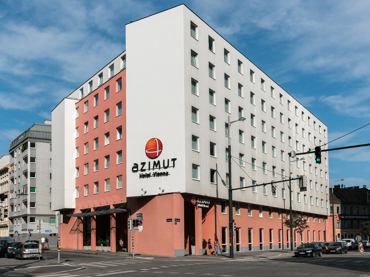 AZIMUT Hotel Vienna for ERS 2020