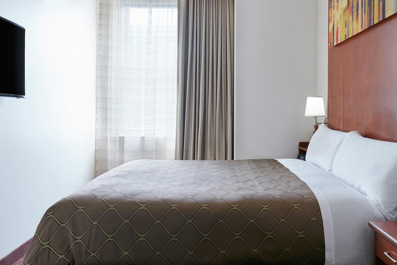 Rooms at Club Quarters Hotel in Philadelphia for ATS 2020