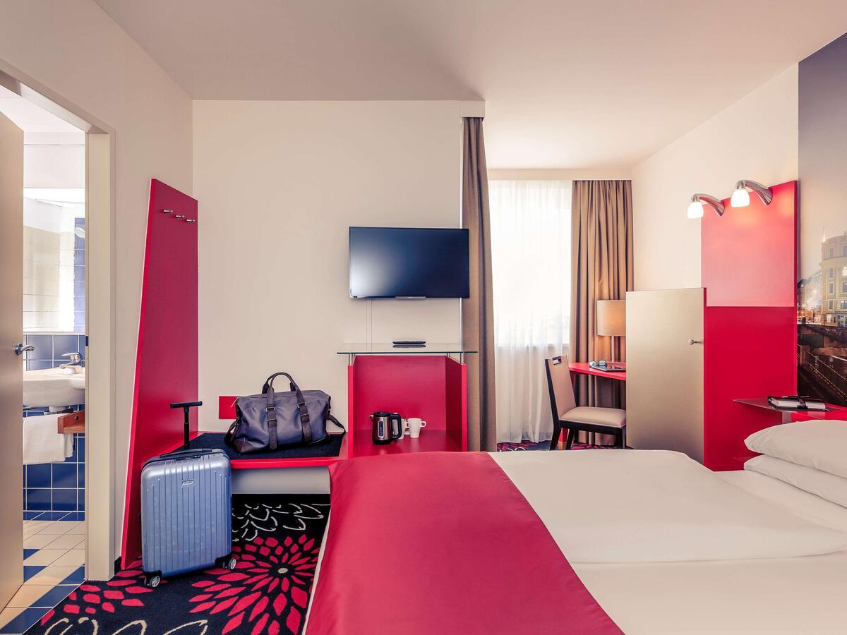 Hotel Mercure Wien City for ECCMID 2021