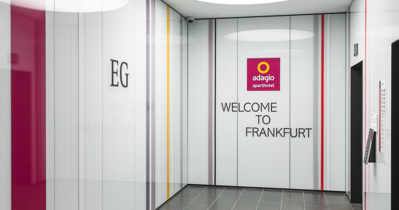 Aparthotel Adagio Frankfurt City Messe for EHA 2020