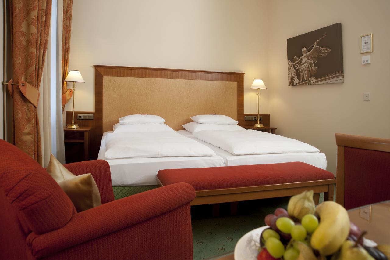 Hotel Kaiserhof Wien for ERS 2020