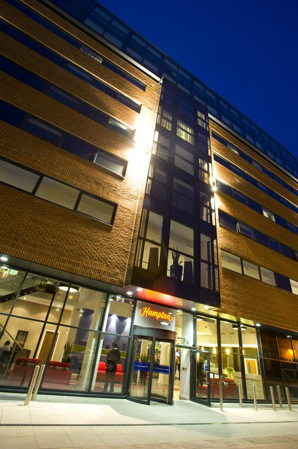 Accommodation Rooms At Hampton By Hilton Liverpool City