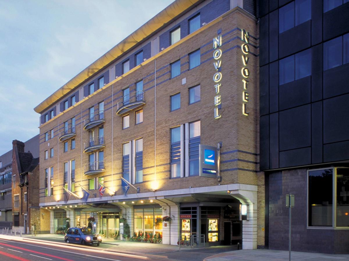 Novotel London Waterloo for EASL 2020