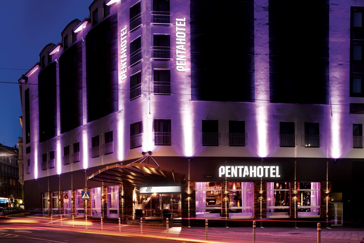 Pentahotel Vienna for EHA 2021