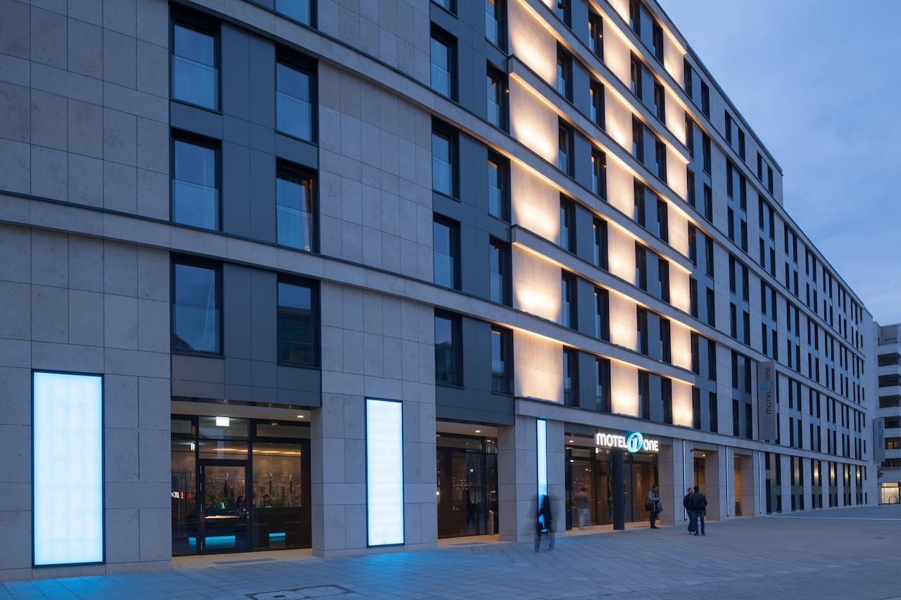 Motel One Frankfurt-Messe for EHA 2020