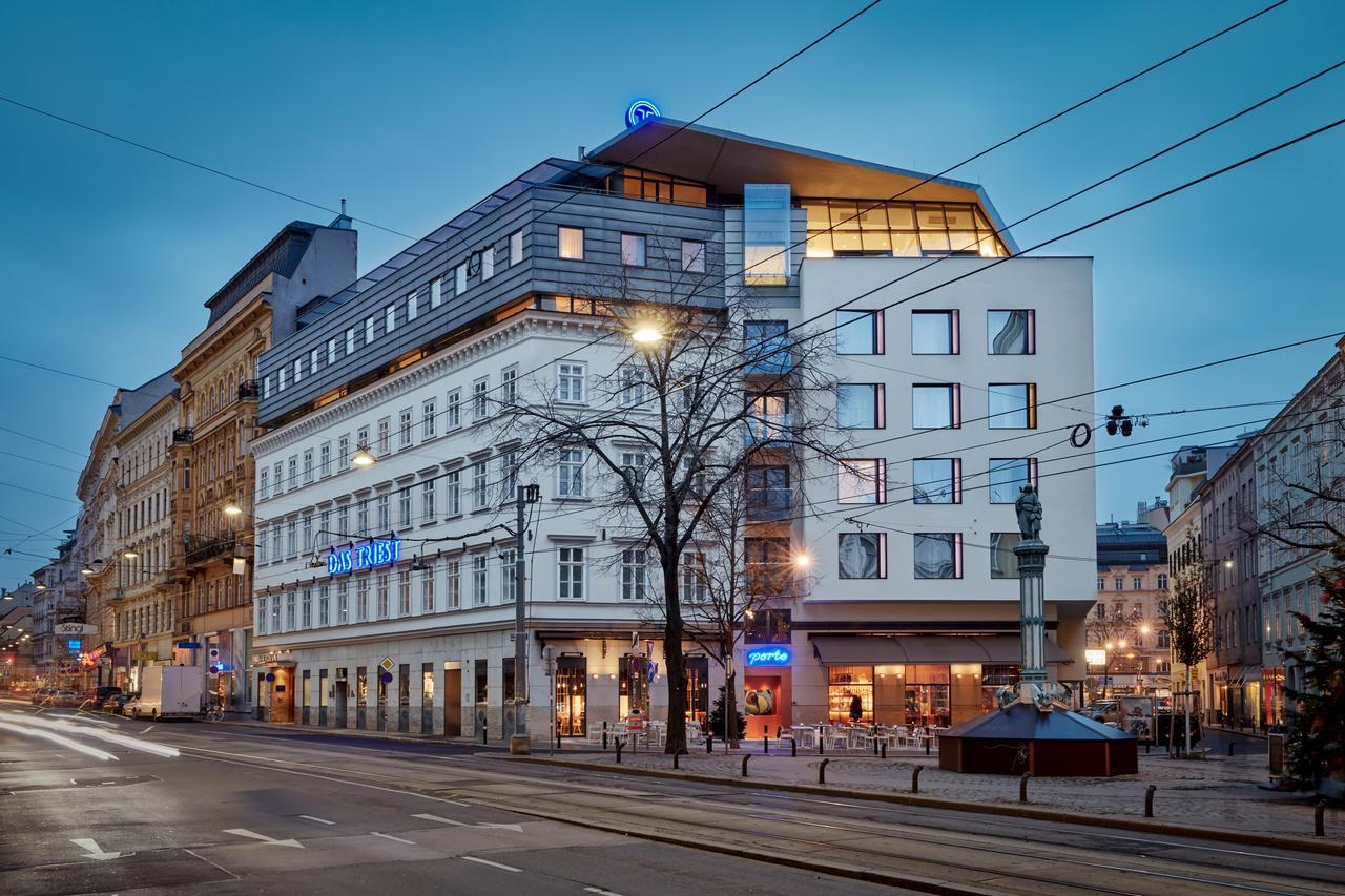 Das Triest, A Design Hotel for ERS 2020
