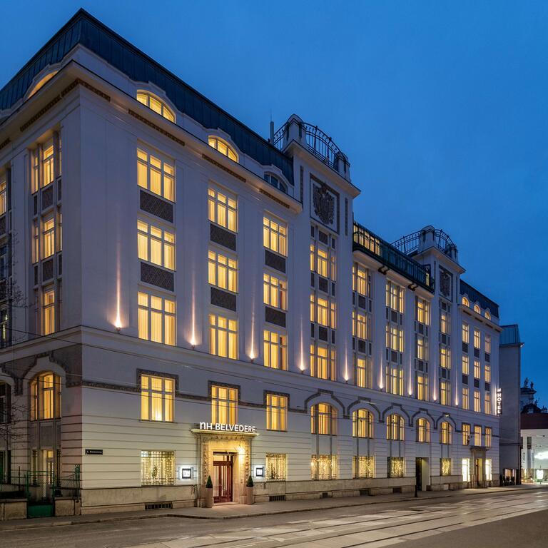 NH Wien Belvedere for ECCMID 2021