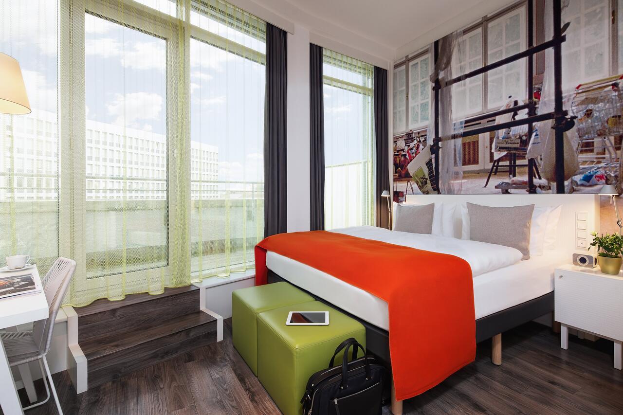 Hotel Indigo Berlin - Ku'Damm for ERA EDTA 2021