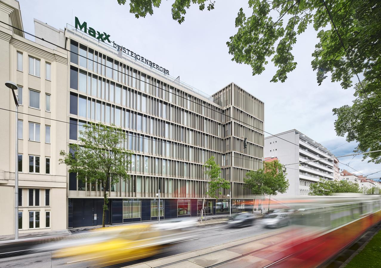 Maxx by Steigenberger Vienna for UEGW 2021