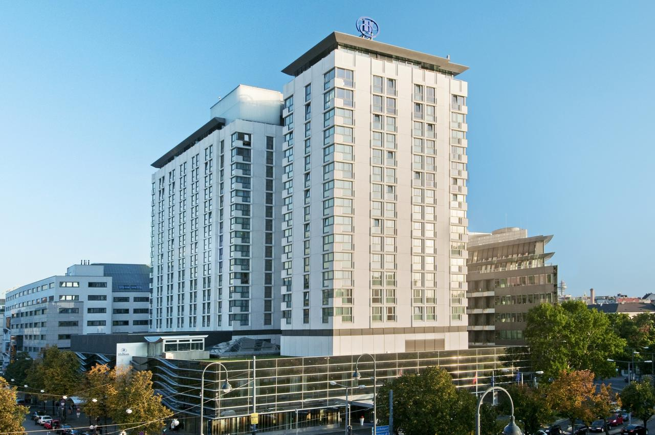 Hilton Vienna Plaza for EHA 2021