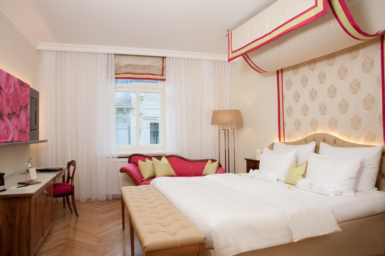 Hotel Kaiserhof Wien for EHA 2021