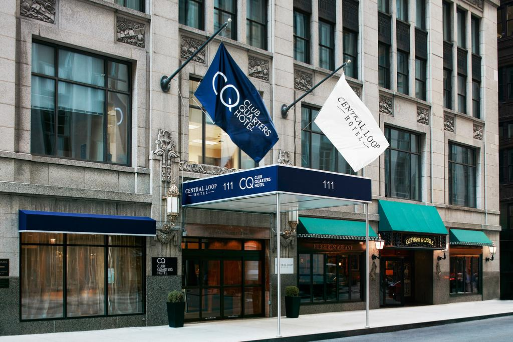 Club Quarters Hotel, Chicago, Central Loop for ASCO 2021