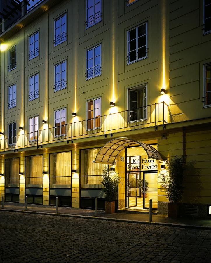 K+K Hotel Maria Theresia for ECCMID 2021