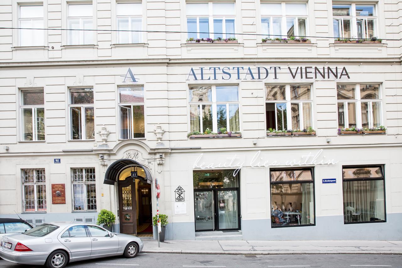 Altstadt Vienna for ECCMID 2021