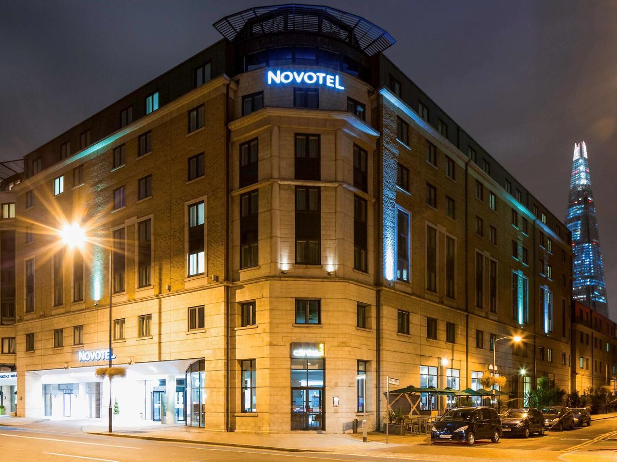 Novotel London City South for ESC 2021